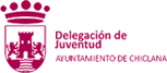 Logotipo Delegación de Juventud Chiclana